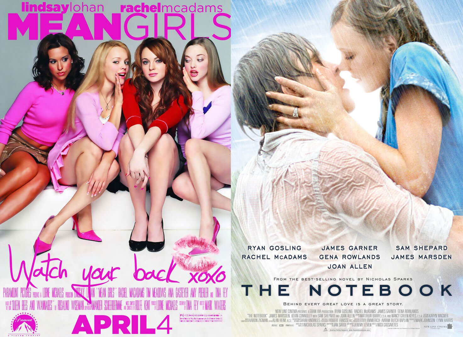 Mean-Girls-and-The-Notebook