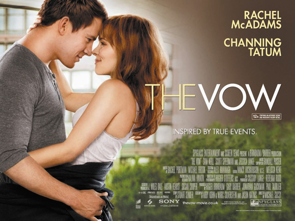 Image result for the vow poster