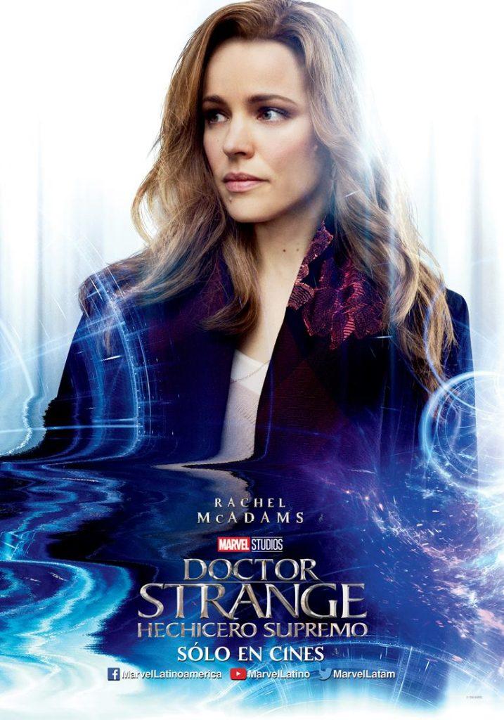 Rachel McAdams as Christine Palmer poster