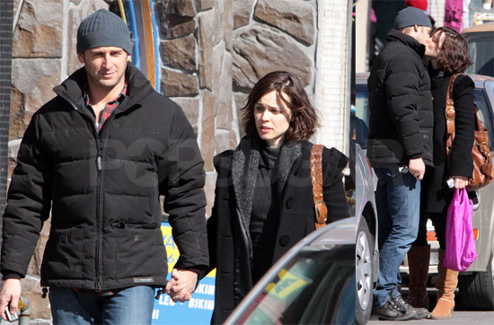 Josh Lucas and Rachel