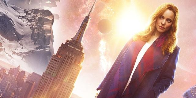 Rachel McAdams as Christine Palmer in Doctor Strange